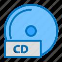audio, cd, disc, disc app, disc movie, disc movie] icon