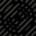 audio, cd, music icon