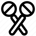 audio, marakas, music icon