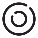 multimedia, music, music player, rec, record icon