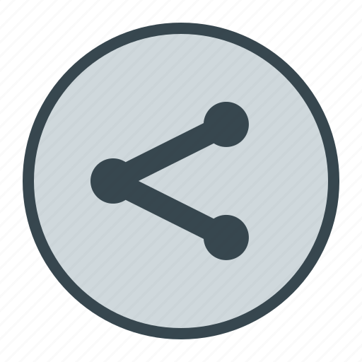 media, music, player, share icon