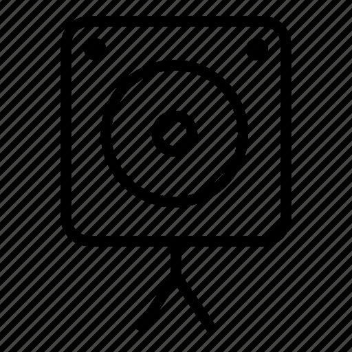 audio, bass, dj, music, sound, speaker, volume icon