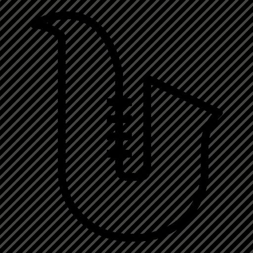 audio, music, musical instrument, sexaphone icon