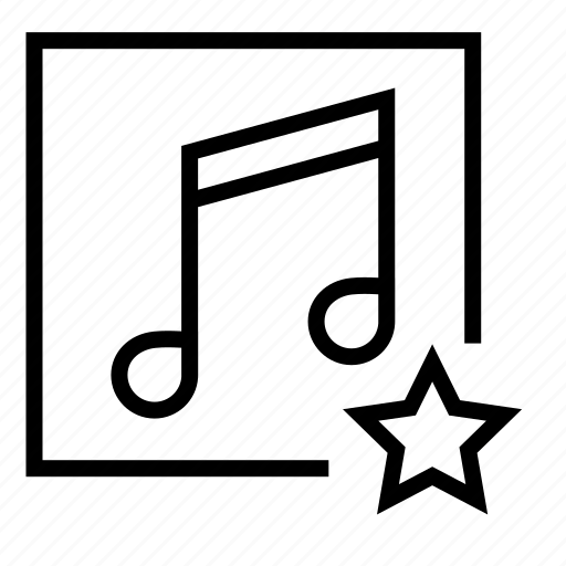 audio, audio rating, favorite, music rating, rated songs, songs icon