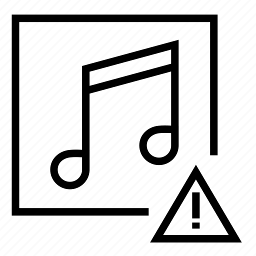 alert, audio alert, music alert, song alert, sound alert icon