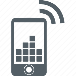 media, music, phone, sound icon