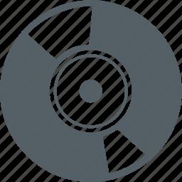 cd, media, music, sound icon