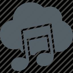 media, music, note, sound icon