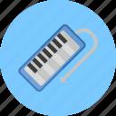 audio, music, pianika, sound, volume