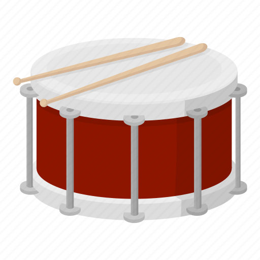 Drum, instrument, musical, percussion icon - Download on Iconfinder
