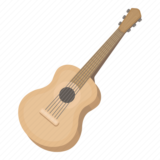 acoustics, guitar, instrument, musical, string icon