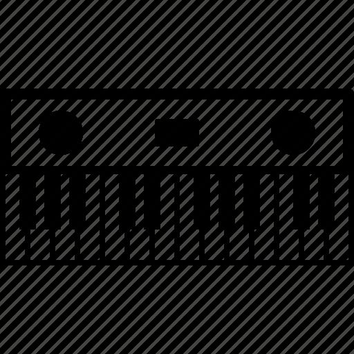 digital, electronic, instrument, keyboard, midi, musical, synthesizer icon
