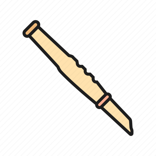flute, musical, play on flute, song icon