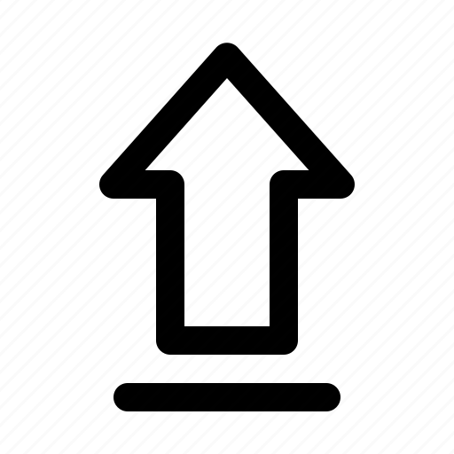 data, export, upload icon