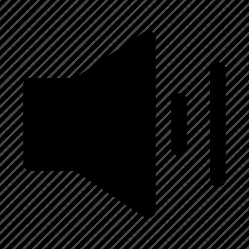 audio, speaker, up, volume icon