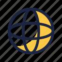 globe, internet, network, world