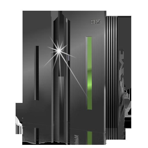 backup, ibm, server icon