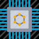 cpu, nanotechnology, switch, tiny icon
