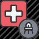 health, in, medicine, nanotech, nanotechnology icon