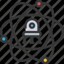 chemistry, in, nanotech, nanotechnology, science icon