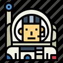 astronaut, cosmonaut, space, spaceman, suit