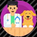 animal doctor, veterinarian, vet, dog doctor, pet doctor