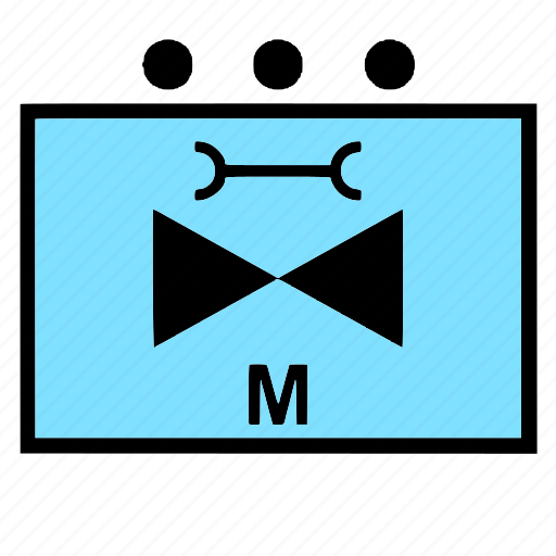 Medium, platoon, army, nato, maintenance, military, aviation icon