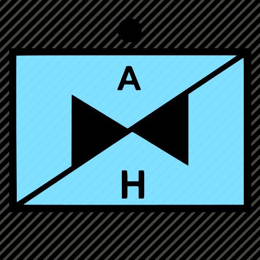 airrecon, aviation, detachment, military, nato, rotary, wing icon