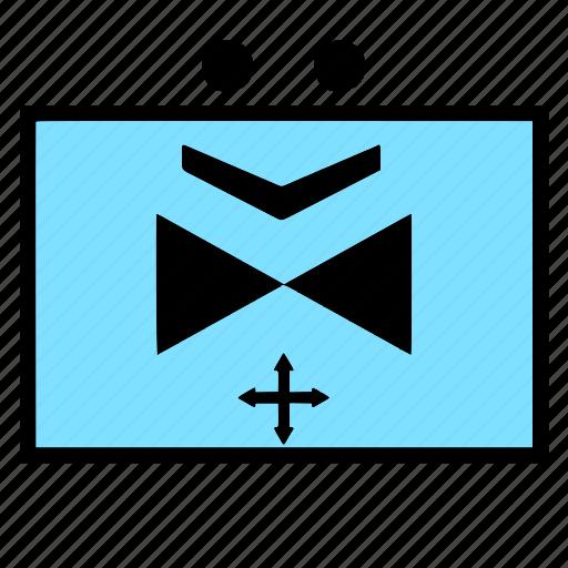 aviation, control, military, nato, rotary, uav, wing icon