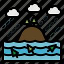 disaster, flood, insurance, nature, rain