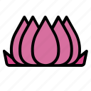 aroma, flower, fragrant, lotus, perfume, scent, therapy icon
