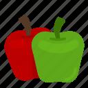apple, aroma, fragrant, fruit, perfume, scent icon