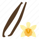 aroma, essential, flower, fragrant, oil, scent, vanilla