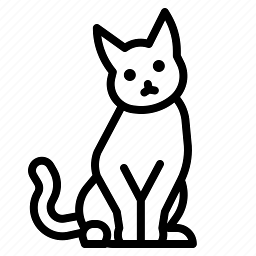 Cat, pet, animal, kitty, feline icon - Download on Iconfinder
