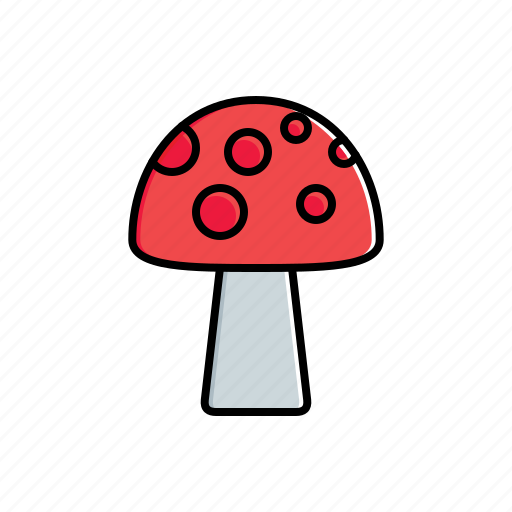 Garden, mushroom, nature icon - Download on Iconfinder