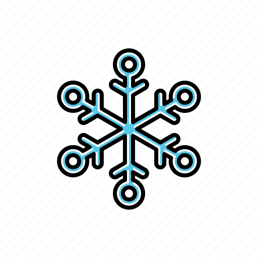 Nature, snowflake, weather icon - Download on Iconfinder