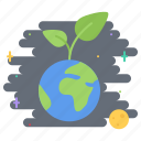 earth, eco, ecology, green, nature, planet, sprout
