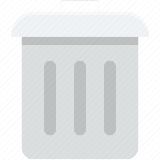 dustbin, garbage can, recycling, trash can, waste bin icon