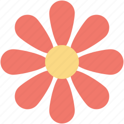 blossom, floral, flower, spring flower, sunflower icon