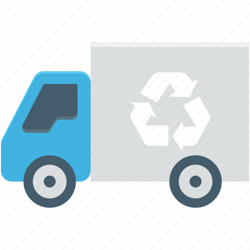 delivery van, eco van, ecology, transport, van icon