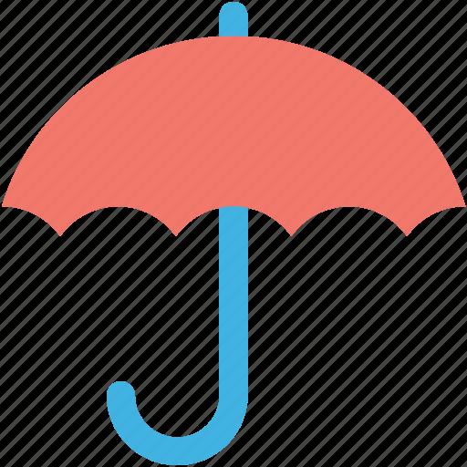 insurance, parasol, rain protection, sunshade, umbrella icon