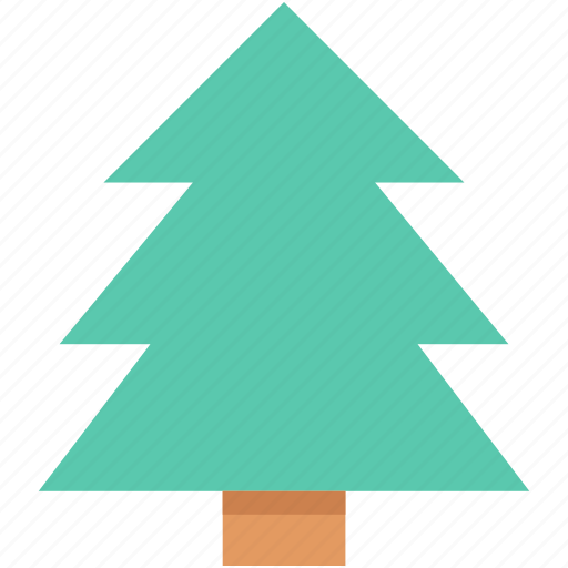 evergreen tree, fir tree, nature, pine tree, tree icon