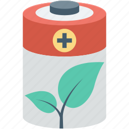 battery, battery cell, botany, cell, ecology icon