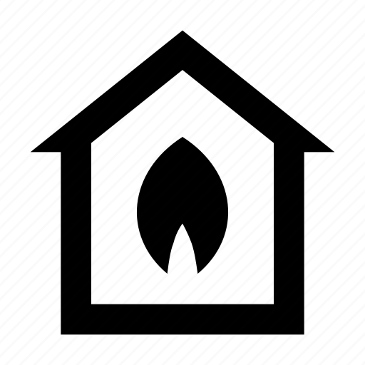 eco home, ecology concept, green house, house, leaf icon