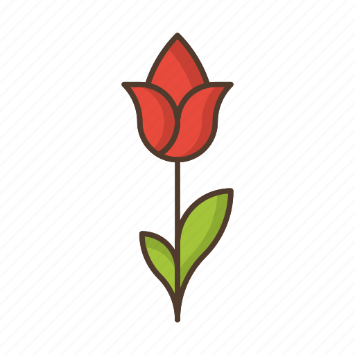 floral, flower, garden, nature, plant icon
