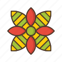 flower, flowers, garden, green, nature, plant icon