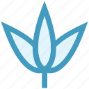 flower, garden, meadow, nature, park, plant icon