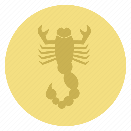 desert, insect, nature, scorpio, scorpion, zodiac icon