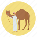 animal, bedouine, bedouines, camel, desert, egypt, nature icon