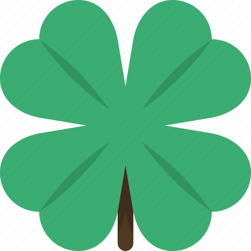 clover, ireland, leaf, luck, lucky, saint patrick icon